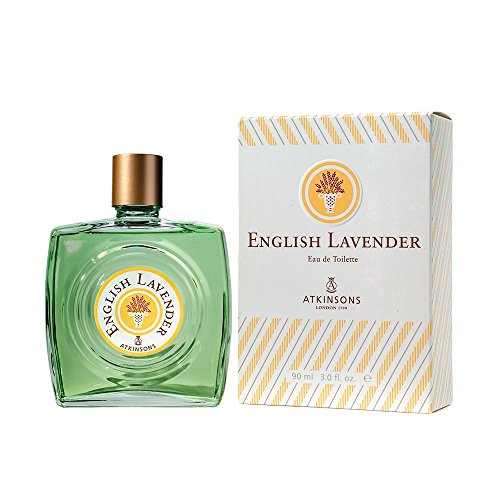 Atkinsons classic English Lavender Eau de Toilette 90 ml – 1 unité