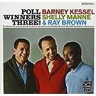Poll Winners Three! by Barney Kessel (1992-05-03)