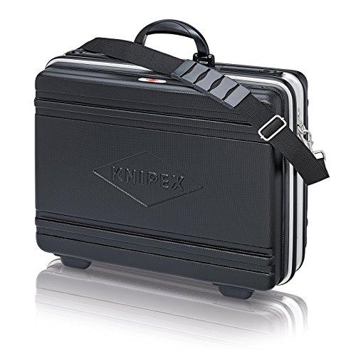 """Knipex 00 21 05 LE Werkzeugkoffer """"Basic"""" leer: robust, vielseitig und leicht - 3"""