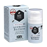 Bee Good Youth Enhancing Lift and Brighten Eye Cream (15ml) - British Bee Ingredients - Concentrated Botanical Extracts � Brightens and Lifts, Reduces Dark Circles and Softens Fine Lines