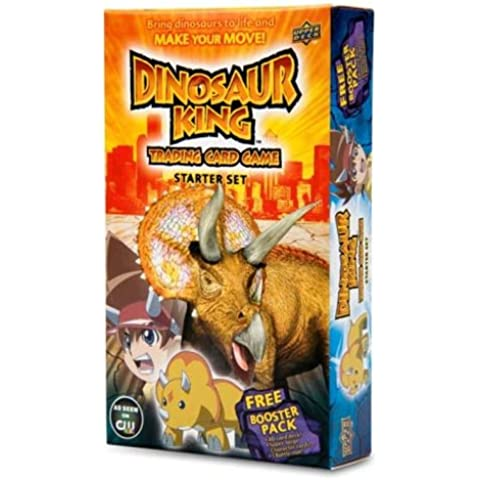 Upper Deck Dinosaur King TCG - Starter Deck [Sports]