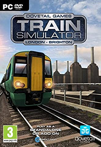 London to Brighton - Stand Alone and Add-on for Train Simulator 2015/2016 (PC DVD)