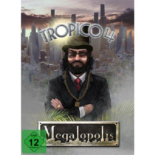 Tropico 4 Megalopolis