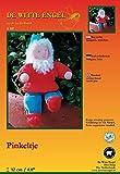 De Witte Engel Pünkelchen DIY Puppe Kit Paket Waldorf Stil, Filz, Mehrfarbig, 19x 17x 2cm