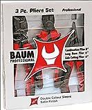 BAUM 3 PCS PLIERS SET (Full)