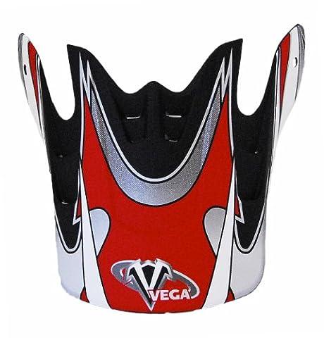 Vega Graphic Replacement Visor for Mojave Off-Road Helmet
