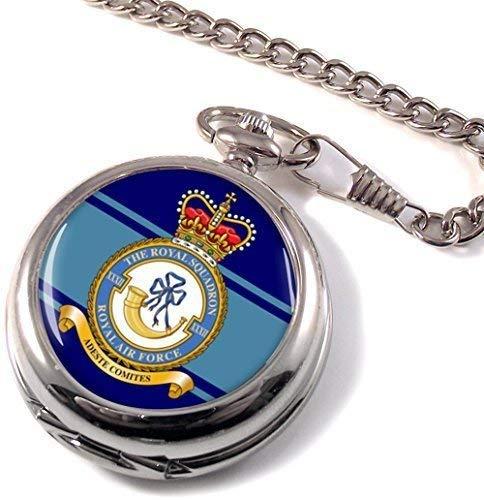 Numéro 32 The Royal Escadron Royal Air Force (Raf ) Poche Montre