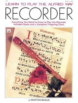 Learn to Play Recorder von [Manus, Morton]