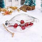 Dorical Weihnachten Dekoration Baum Weihnachten Baum Anhänger Hängend Zuhause Verzierung Weihnachten Dekoration Ball