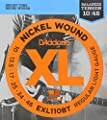 D'Addario EXL110BT Balanced Tension Regular 10-46 Light Nickel Wound Electric Guitar Strings