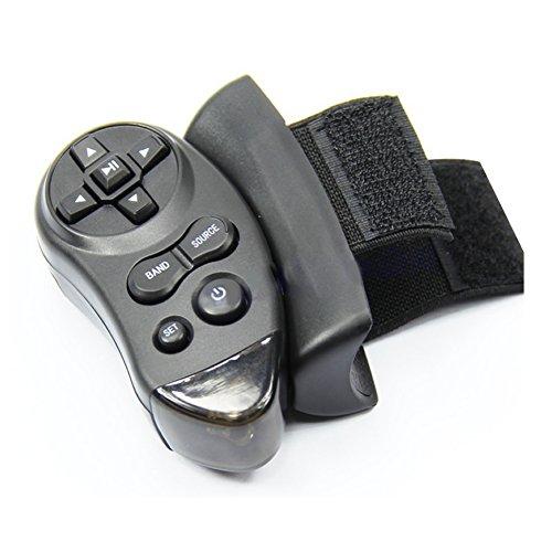 Fenta Universal Auto Lenkrad Fernbedienung für GPS Car CD DVD TV MP3 Player