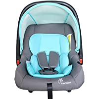 R for Rabbit Picaboo - Infant Car Seat Cum Carry Cot - Grey