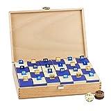 Adventskalender Premium - 24 handgefertigte Pralinen, Pralinen Adventskalender, Adventskalender für...