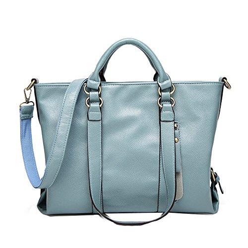 Anne - Borse a spalla donna B Sky blue