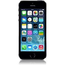 Apple iPhone 5s 16GB 4G Gris - Smartphone (SIM única, iOS, NanoSIM, GSM, WCDMA, LTE)