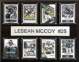 C & I Collectables NFL Philadelphia Eagles lesean McCoy gefaltet Plaque, 12x 15Zoll