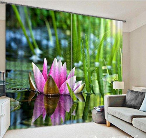GFYWZ Casa Decor stampa stoffa spessa cortina