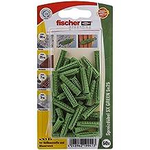 Tacos Fischer SX GREEN, 5 x 25 K, 524816