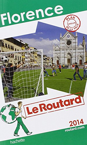 Le Routard Florence 2014