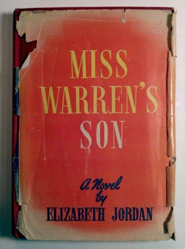 Miss Warren's Son