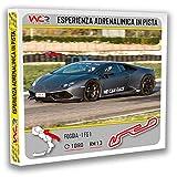 WeCanRace Guida Una Lamborghini in Pista a Foggia - Cofanetto Idea Regalo - Compleanno - Anniversario - Uomo - Ragazzo - Lui - Donna -