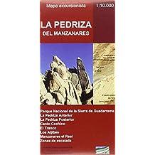 La Pedriza del Manzanares. Mapa excursionista