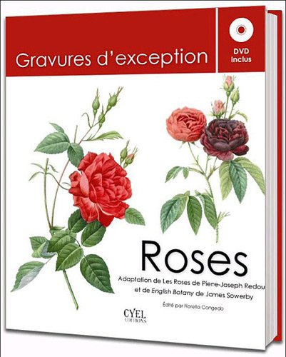 Roses : Gravures d'exception (1DVD)