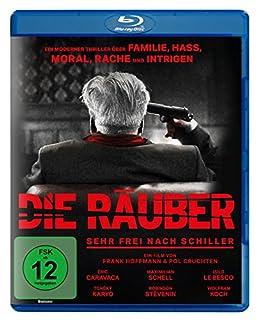 Die Räuber [Blu-ray]