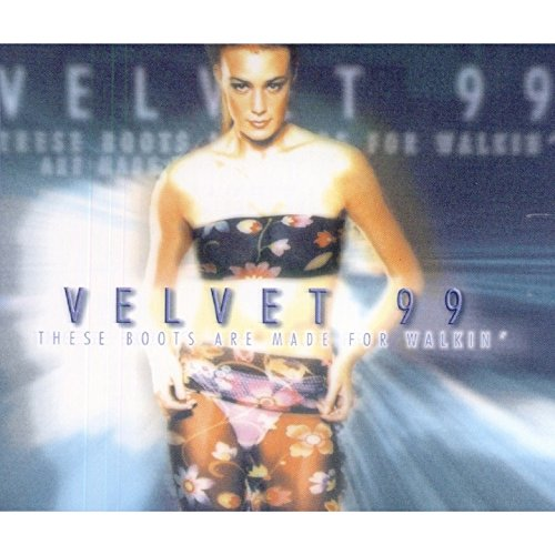 These Boots Are Made for Walkin' (Radio Edit) Vision Boot