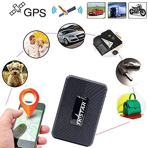 Mini GPS Tracker, TKSTAR GPS-Tracker, einfach zu verstecken, in Echtzeit Magnet, 1500 mA