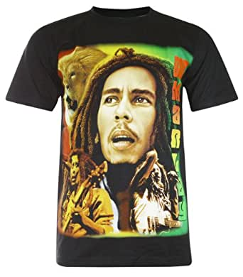 Bob Marley T-Shirt (TN006) (Large)