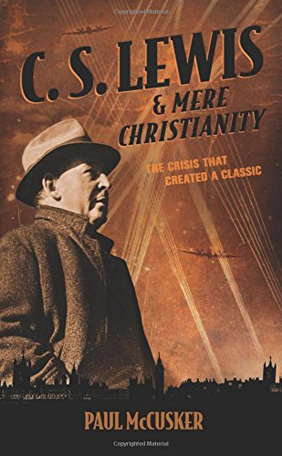 C. S. Lewis & Mere Christianity Cover Image