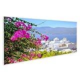 bilderfelix® Bild auf Leinwand Landschaftsansicht des