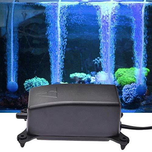 332PageAnn Aquarium sauerstoffpumpe Wasserpumpen Luftpumpe Teichpumpe Klein - Leise mit elektromagnetische - EU Stecker - Aquarium Kleines Luftpumpe