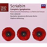 Scriabin: Complete Symphonies / Piano Concerto, etc.