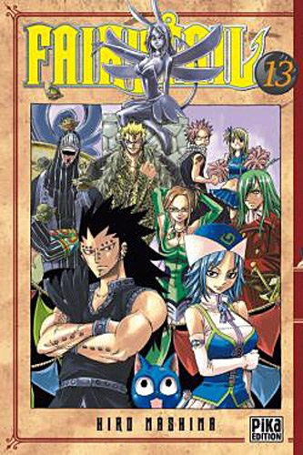 Fairy Tail Edition simple Tome 13