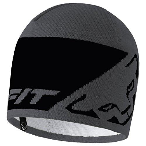 Dynafit Leopard Logo Beanie, Smoke, One Size -