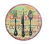 Villa D'Este Poggiami Sottopentola Cucina, Ceramica e Sughero, Multicolore, 16X16X1 cm immagine