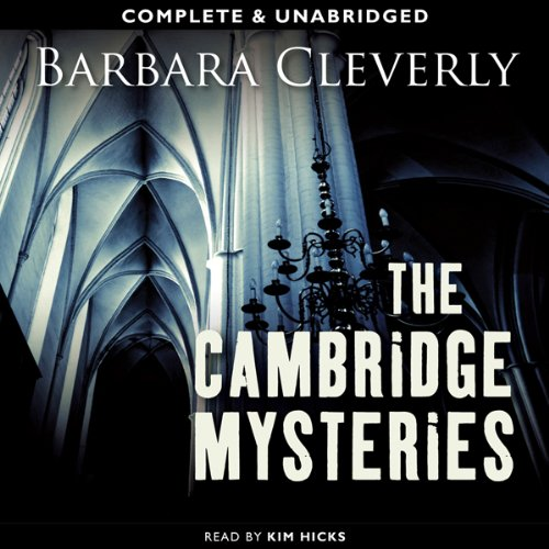The Cambridge Mysteries  Audiolibri