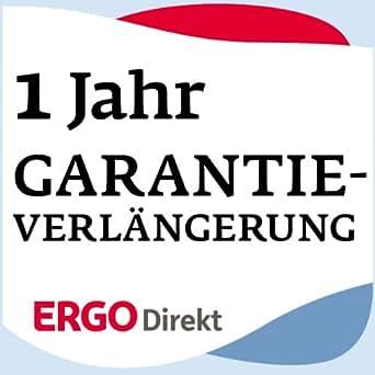 1 Jahr GARANTIE-VERLÄNGERUNG für PCs von 500,00 bis 599,99 EUR