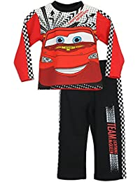 Disney Cars - Ensemble de Pyjama - Disney Cars - Garçon - Lightning McQueen