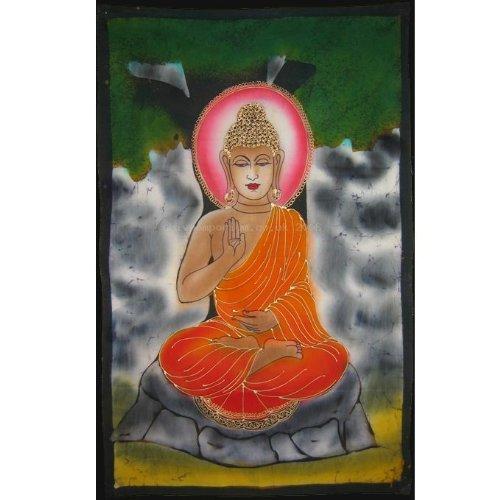 batik-wall-hanging-buddha-under-the-bodhi-tree-rainbow-coloured-122cm-x-76cm