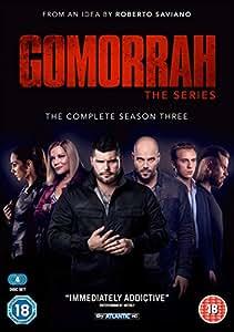 Gomorrah Season 3 [DVD]