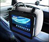 DBPOWER For 9/9.5 Inch Portable DVD Player Car Headrest Mount/Holder for Swivel and Flip Style
