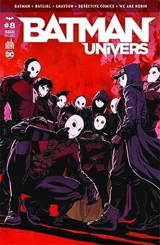 Batman Univers 08