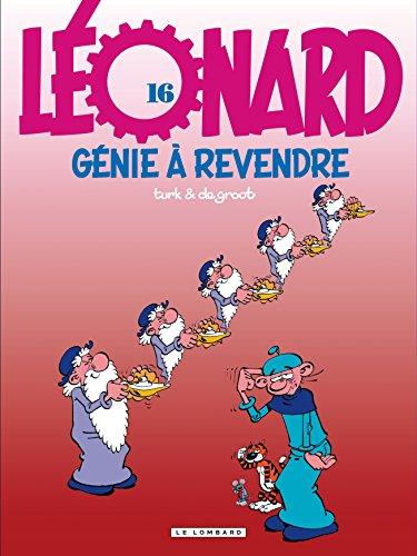 Léonard, tome 16 : Génie à revendre