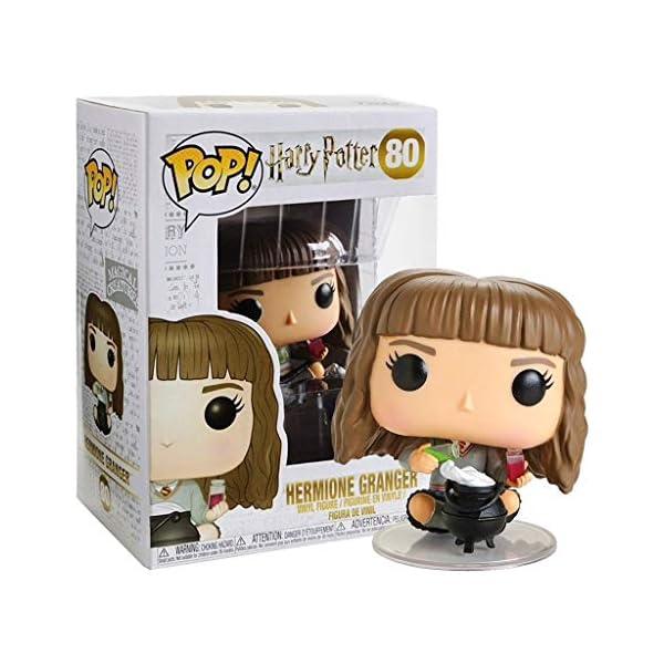 Funko Pop Hermione con Caldero de Pociones (Harry Potter 80) Funko Pop Harry Potter