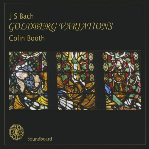 Variation 24 Canon at the octave for one manual (JS Bach)