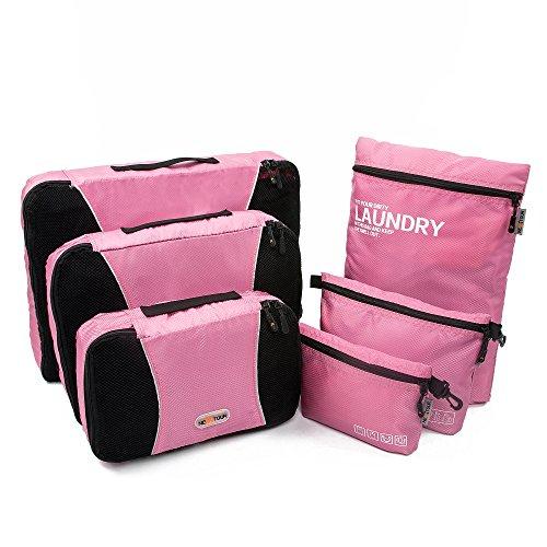 nextour-packing-cubes-organizers-organiseur-de-bagage-homme-mixte-enfant-mixte-adulte-enfant-femme-r