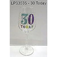 Calice da vino Compleanno